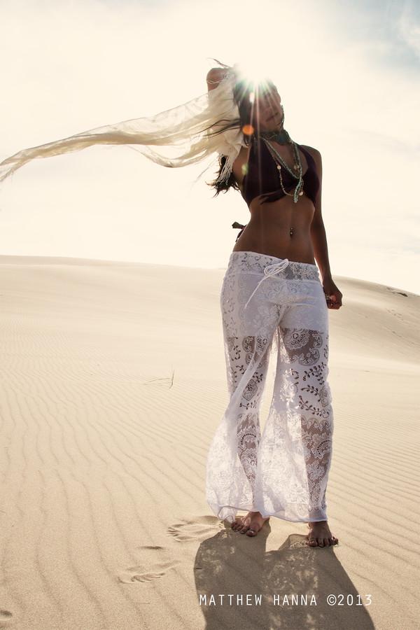 liza jane handmade lace pants