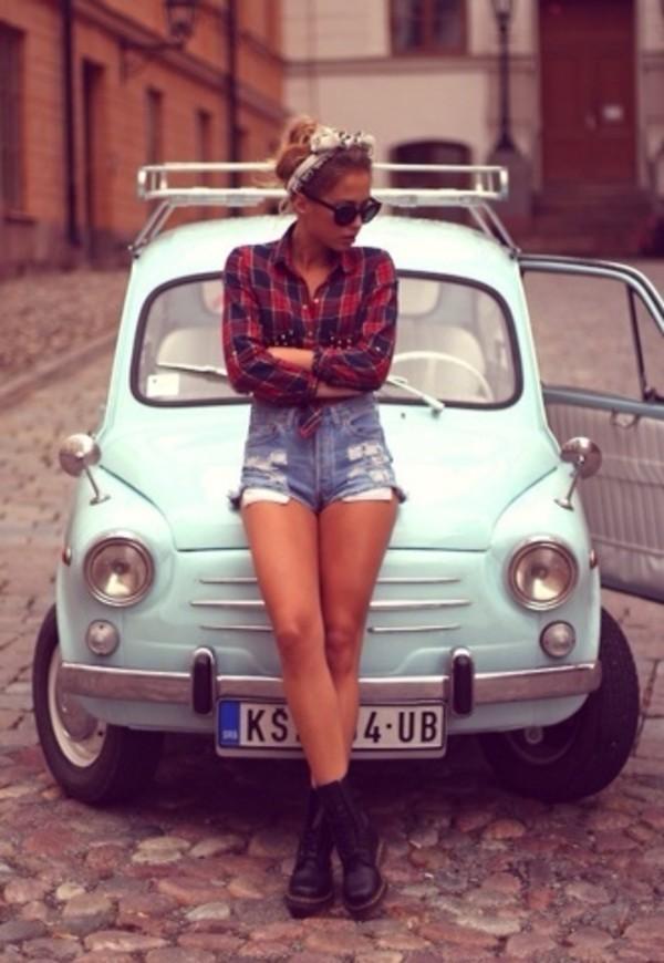 pants jeans hot pants blouse