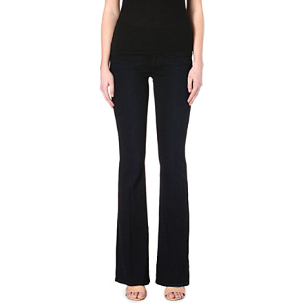 PAIGE DENIM - Bell Canyon high-rise flared jeans | Selfridges.com