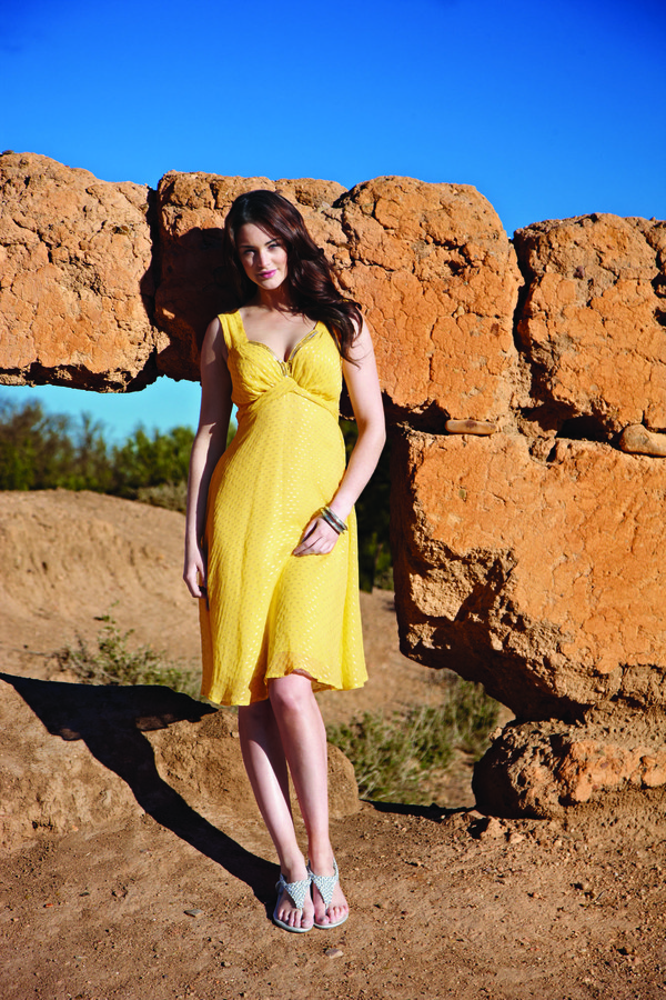 dress yellow v neck dress glitter dress summer prom dress