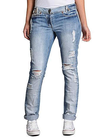 BLONDE & BLONDE Heritage Ripped Skinny Jeans - JD Sports