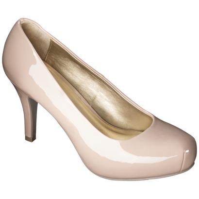 Women's Mossimo® Veruca Snub Toe High Heel P... : Target