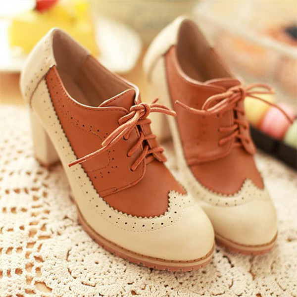shoes shoes high heel lace up