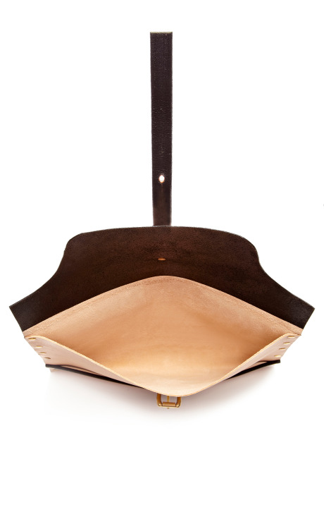 M'O Exclusive: Mercer Leather iPad Case by Dillon des Pres Now Available on Moda Operandi