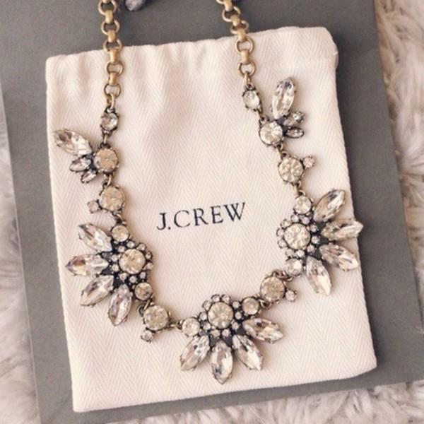 jewels necklace gold diamonds jewelries cute nacklace jewelry