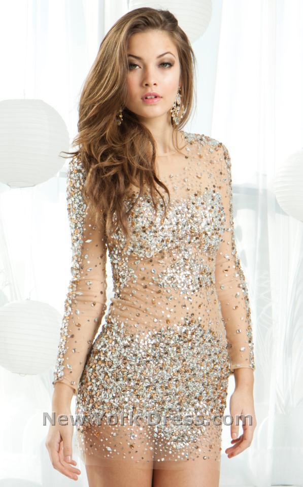 Jovani 7757 Dress - NewYorkDress.com