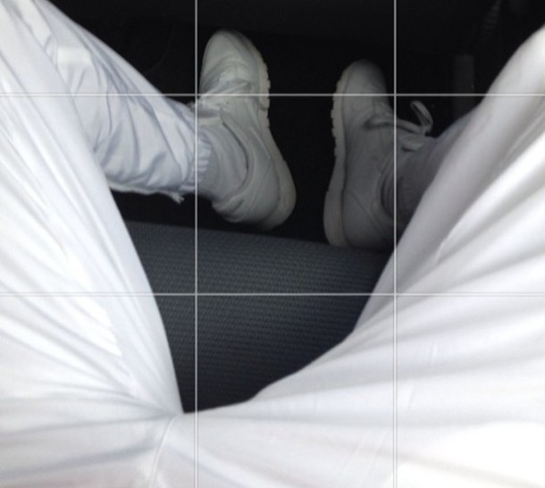 pants cuffed pants joggers trackpants white