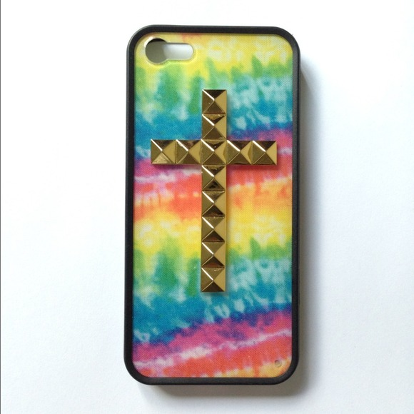 55% off Wildflower Cases Other - Wildflower iPhone 5 Tie Dye Case from Britteny's closet on Poshmark