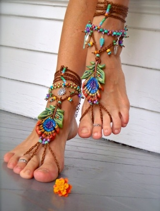 shoes cool pretty indie tumblr love flowers ring floral tie up aztec beaded