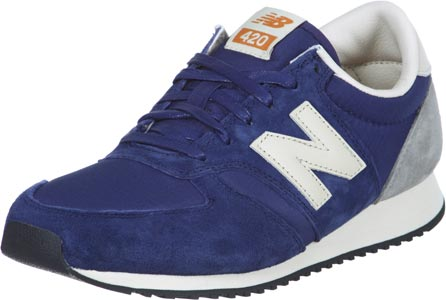 New Balance U420 Schuhe blau