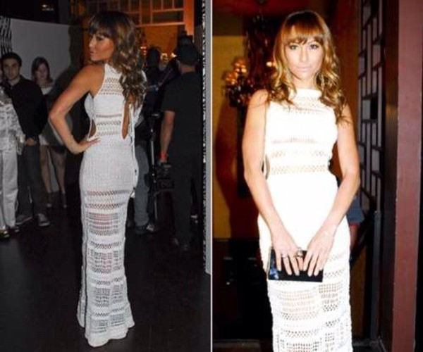 dress maxi lace white dress kelly.relta sabrina sato