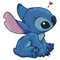 """stich loves you"