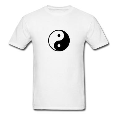 yin yang T-Shirt | Spreadshirt | ID: 5013853