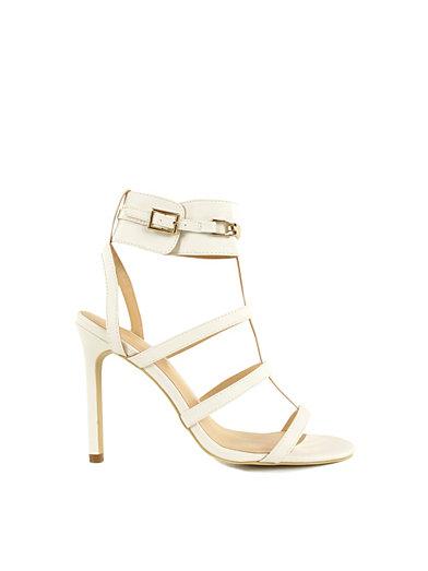 Sizzle - Nly Shoes - Vit - Festskor - Skor - Kvinna - Nelly.com