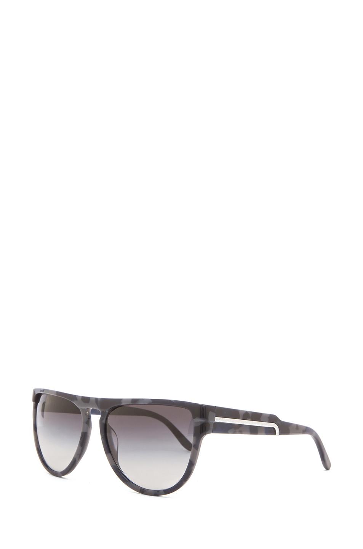 Stella McCartney|Sunglasses in Blue Tortoise