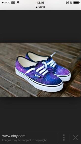vans galaxy shoes style vans galaxy colourful bright grass marijuana