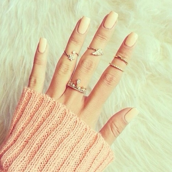 jewels ring gold ring wing ring crown ring knuckle ring