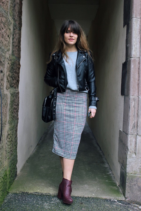 the little magpie skirt jacket sweater shoes