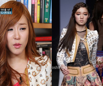 jacket tiffany hwang kwak hyun joo blazer tiffany