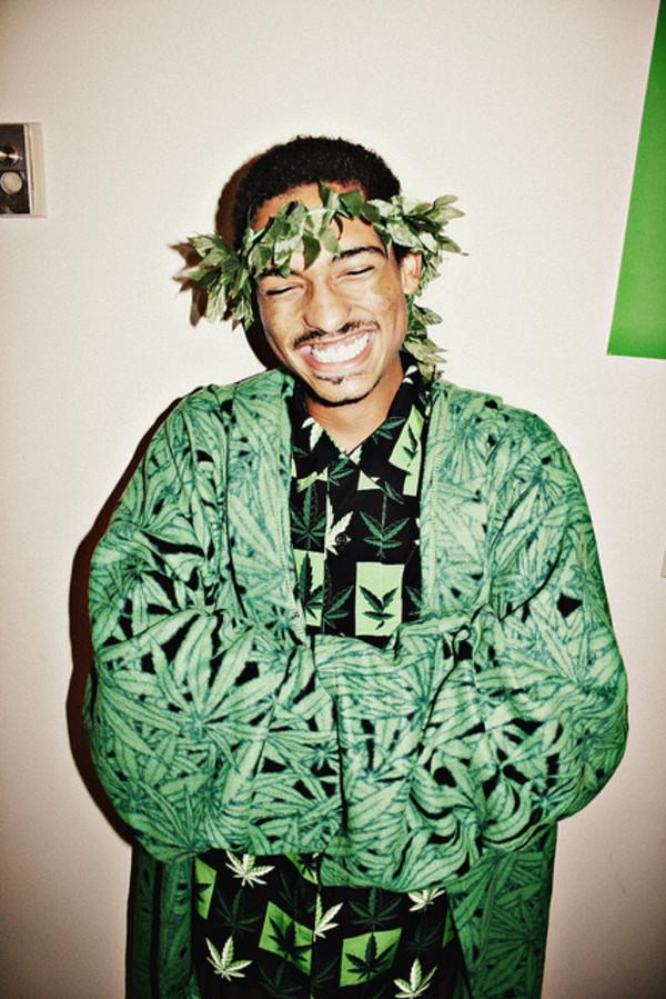 weed jacket jacket blouse