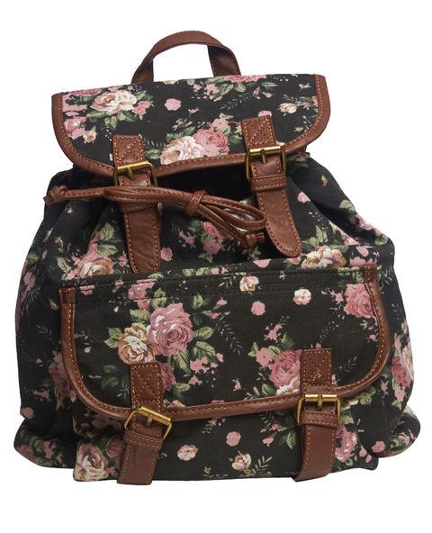 Floral Backpack | Wet Seal