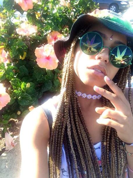 sunglasses weed glasses