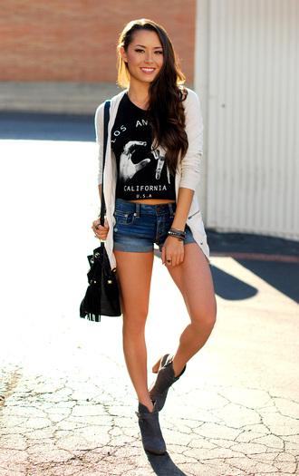 hapa time sweater shorts t-shirt shoes bag jewels blouse