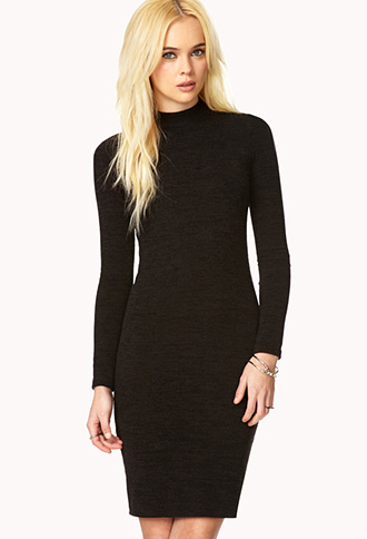 Must-Have Sweater Dress | FOREVER21 - 2000073437