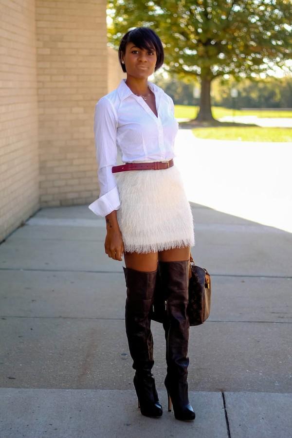 the daileigh t-shirt skirt bag shoes