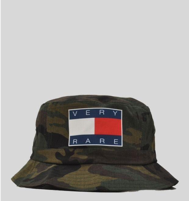 Very RARE Camo Bucket Hat bape Supreme Style One Size | eBay