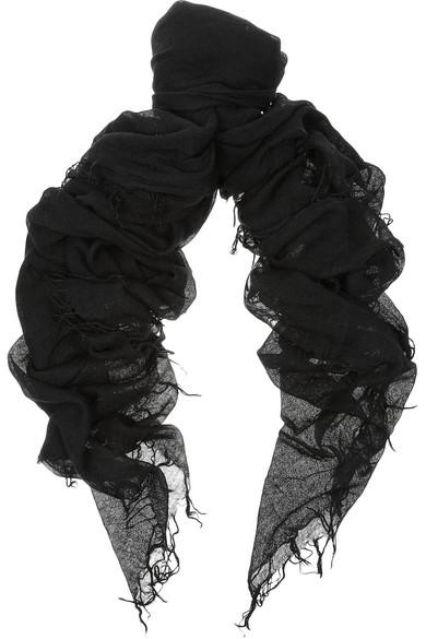 Chan Luu|Cashmere and silk-blend scarf|NET-A-PORTER.COM
