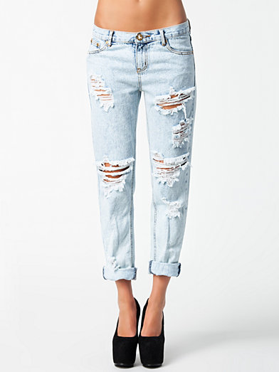 Awsome Baggies - One Teaspoon - Classic - Jeans - Vêtements - Femme - Nelly.com La Mode En Ligne Sur Internet