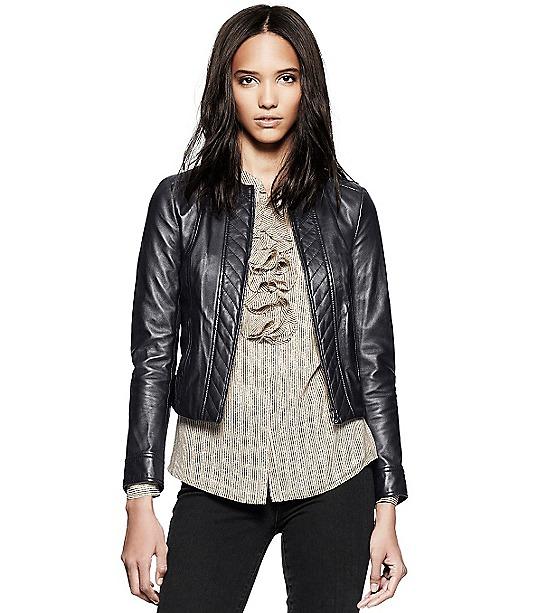 Daphne Jacket    Womens Jackets & Outerwear   ToryBurch.com