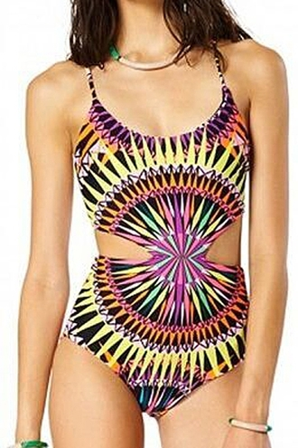 swimwear one piece one piece swimsuit cut out one piece cut-out cut-out swimsuit cut out patterns strappy strappy swimwear criss cross criss cross back criss cross swimwear spaghetti strap spaghetti strap swimwear spaghetti strap swimsuit print aztek aztec printed swimwear tropical printed swimwear printed swimsuit tie dye striped swimwear tie up tie up swimwear summer summer outfits vintage hipster zaful sea lace up lace up swimwear lace up swimsuit reversible reversible swimwear fashion trendy mara hoffman 2015 collection 2015 collection swimwear zadul monokini supernova optical