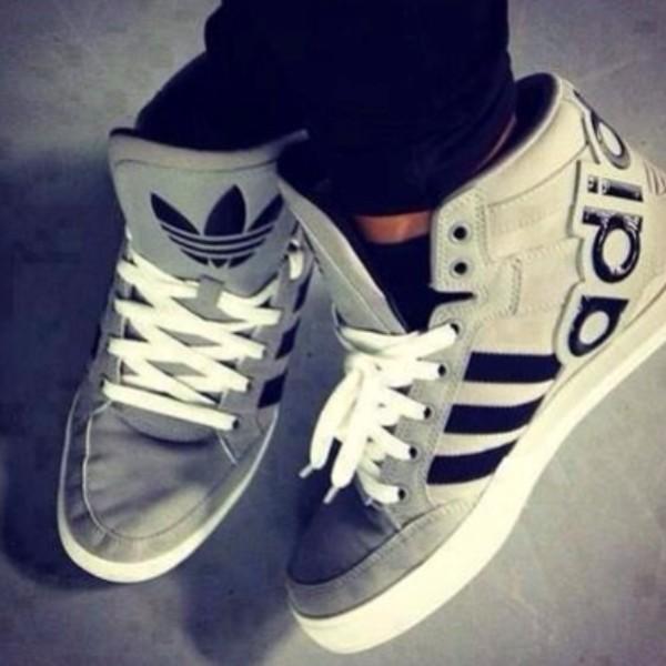 shoes grey black adidas adidas shoes adidas shoes stripes blouse