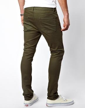 ASOS   ASOS Super Skinny Jeans at ASOS