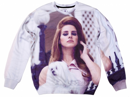 Original SEXY SWEATER LANA DEL DOG | Fusion® clothing!