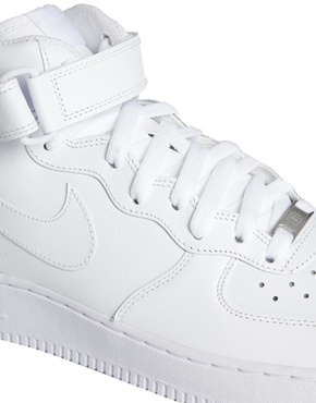 Nike | Nike Air Force 1 Mid Trainers at ASOS