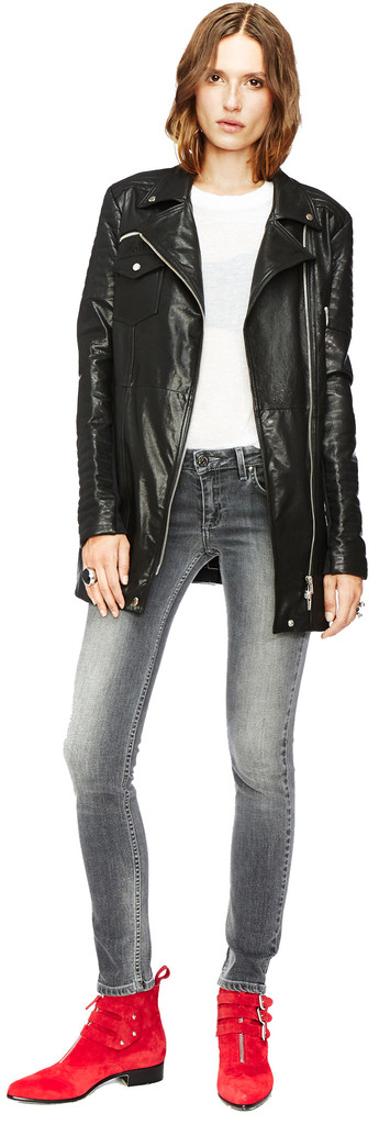 VEDA Leather Jackets - Shop the entire collection on thisisveda.com | Page 1