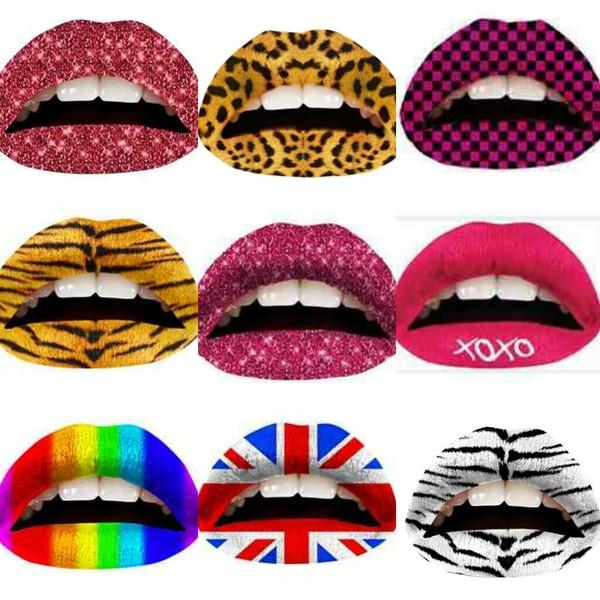 nail polish lips lip tattoos lipstick leopard print leopard print glitter pink sunglasses tiger tiger print rainbow union jack checkered purple posh'd boutique nicki minaj streetstyle make-up make-up cosmetics