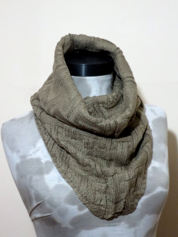 scarf mens scarf scarves beige ivory fashion winter outfits neckwarmer