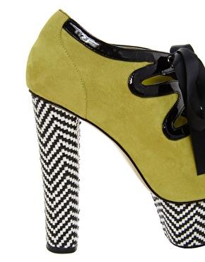 ASOS | ASOS HUMMINGBIRD Platform Sandals at ASOS