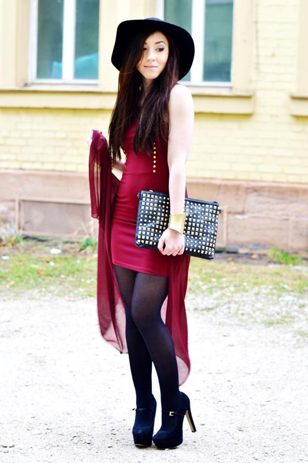 flirting with fashion dress shoes hat bag