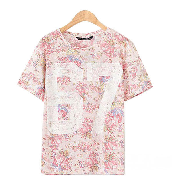 t-shirt sweet cute stylemoi streetstyle casual punk t-shirt summer outfits
