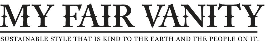 My Fair Vanity: Cobblestone Runway Lookbook: Behind the Scenes