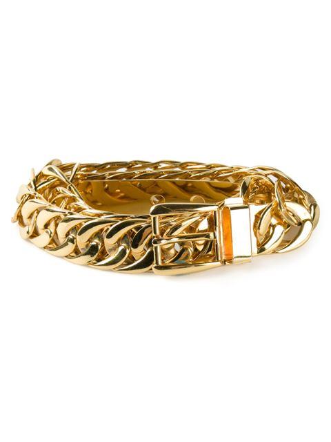 Gucci Vintage Chain Belt - Amarcord Vintage Fashion - Farfetch.com