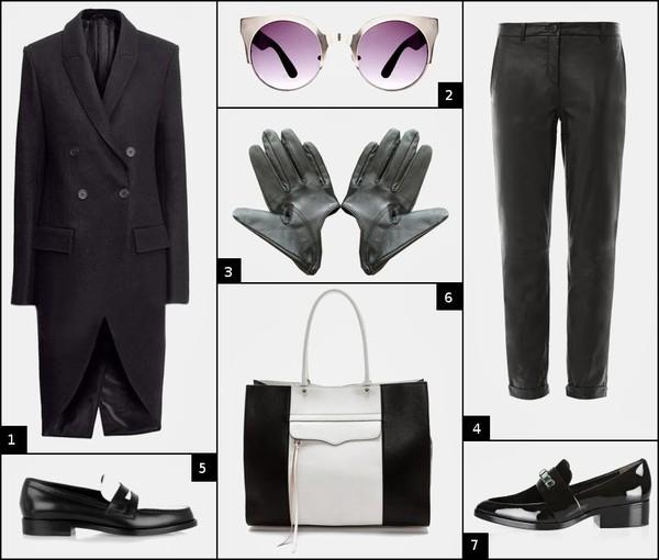 onto my wardrobe coat sunglasses pants shoes bag