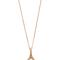 Jennifer meyer jewelry wishbone necklace | shopbop