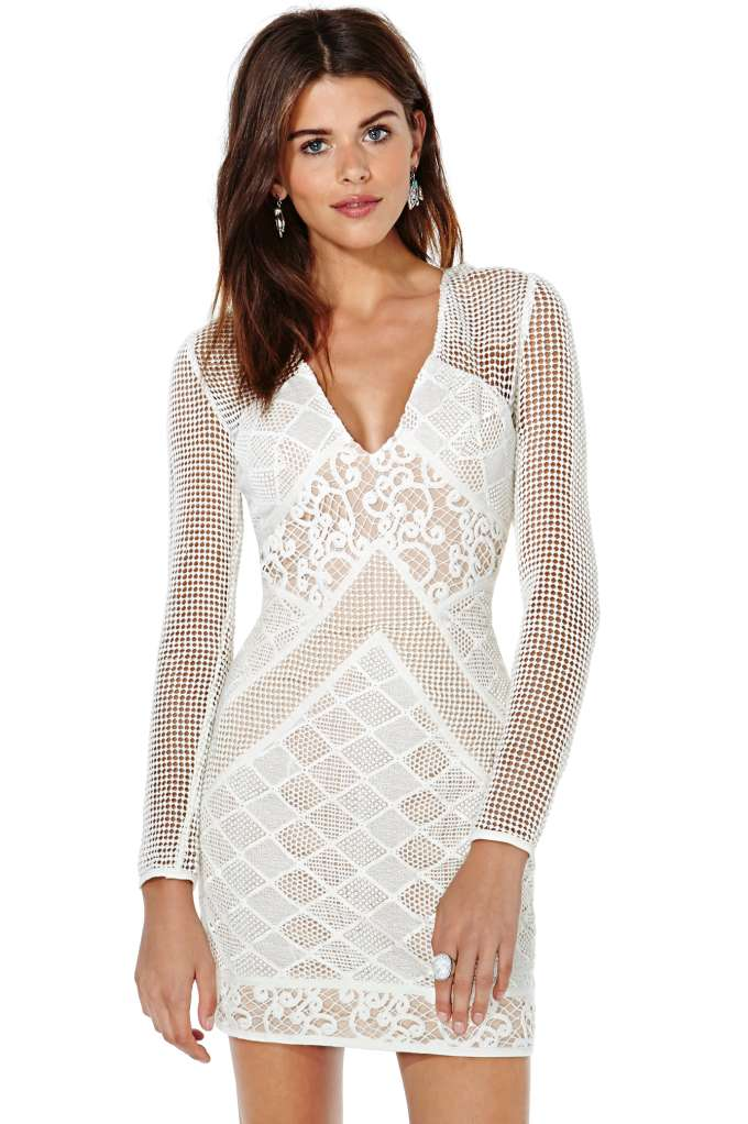 Bless'ed Are The Meek Barbados Dress | Shop Dresses at Nasty Gal