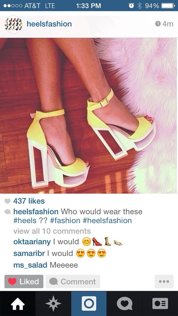 shoes platform shoes high heels